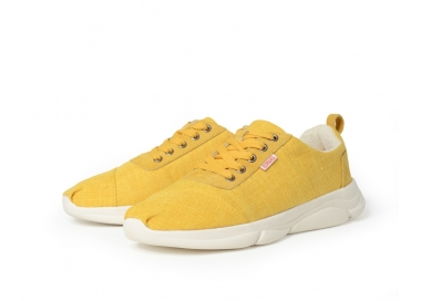 SneakerJauneFace