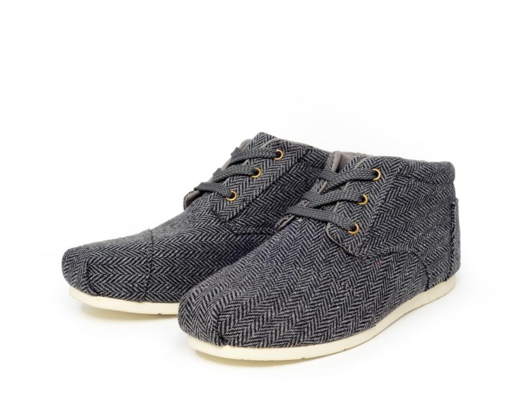 Boots tweed