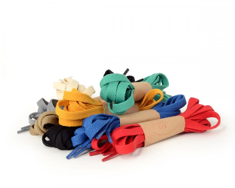 Colorful laces