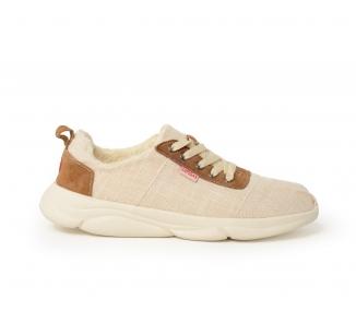 sneaker chambray