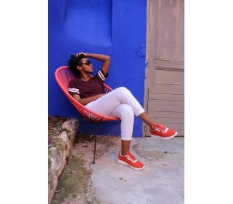 Sneakers bicolores