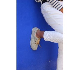 Tennis chinée