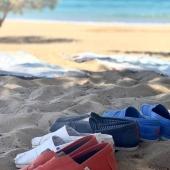 L'été chez Espigas rime toujours avec évasion et ailleurs, même si cet ailleurs est parfois à 2 pas de chez nous!   #été #holidays #chaquepasestuneaventure #espadrilles #summervibes #artisanatfrancais #alpargatas #madeimarseille