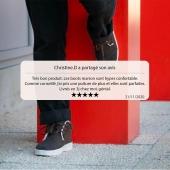 Ça y est Février c'est déjà terminé! C'est les derniers jours où l'on peut encore mettre ses boots fourrées, nos préférés sont les marrons en tweed 😉 Le petit plus c'est qu'elles arrivent équipées de 2 lacets, parfait pour les accorder à votre look du jour non ?  #feedback#bestcustomers#espigas#espigasshoes#frenchshoe s#ethicalfashion